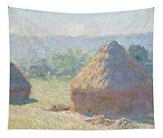 Haystacks Tapestry