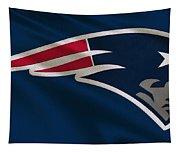 New England Patriots Uniform Tapestry