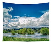 Nisqually Wildlife Refuge Tapestry