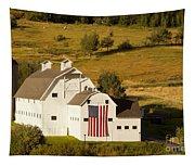 Park City Barn Tapestry