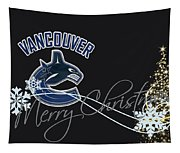 Vancouver Canucks Tapestry
