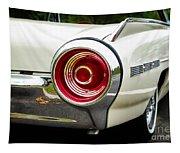 62 Thunderbird Tail Light Tapestry