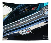 65 Plymouth Satellite Grill-8481 Tapestry