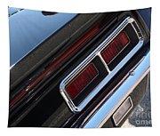 67 Black Camaro Ss Tail Light-8020 Tapestry