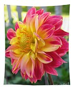 Dahlia Named Brian's Sun Tapestry