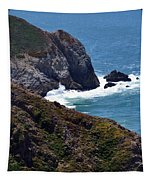 Devil's Slide Hike Tapestry