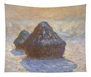 Haystacks Tapestry