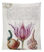 Illuminated Manuscript Tapestry
