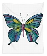 71 Cathedral Butterfly Tapestry by Amy Kirkpatrick