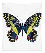 73 Citrus Butterfly Tapestry by Amy Kirkpatrick