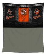 Baltimore Orioles Tapestry