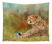 Cheetah Tapestry