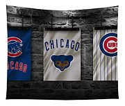 Chicago Cubs Tapestry
