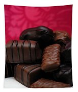 Chocolate Candies Tapestry