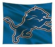 Detroit Lions Uniform Tapestry