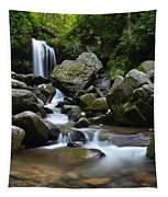 Grotto Falls Tapestry