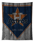 Houston Astros Tapestry