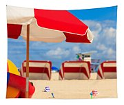 Miami Beach Tapestry