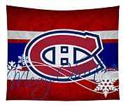 Montreal Canadiens Tapestry
