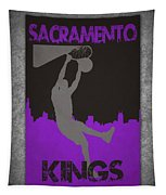 Sacramento Kings Tapestry