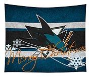 San Jose Sharks Tapestry