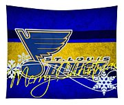 St Louis Blues Tapestry