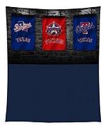 Texas Rangers Tapestry