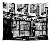 The Sherlock Holmes Pub Tapestry