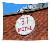 87 Motel Tapestry
