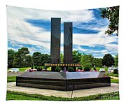9/11 Memorial Freehold Nj Tapestry
