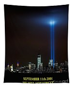 9/11 Tribute Tapestry