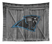 Carolina Panthers Tapestry