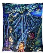 Flutter Flies Tapestry