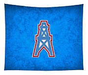 Houston Oilers Tapestry