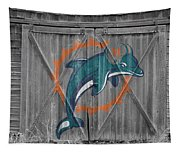 Miami Dolphins Tapestry