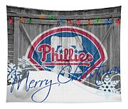 Philadelphia Phillies Tapestry