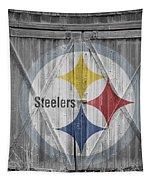 Pittsburgh Steelers Tapestry by Joe Hamilton