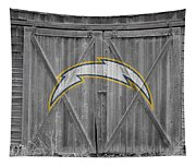 San Diego Chargers Tapestry