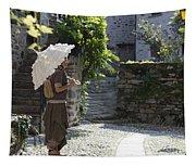 Umbrella Tapestry