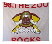 98.the Zoo Rocks Tapestry