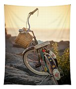 A Bike And Chi Tapestry