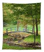 A Bridge To Peacefulness Tapestry