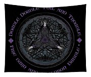 A Celtic Witches' Brew Tapestry