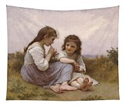 A Childhood Idyll Tapestry