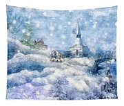 A Christmas To Remember Tapestry