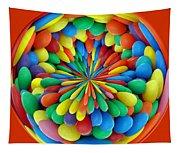 A Clowns Ball Tapestry