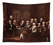 A Committee Of The House Of Commons Tapestry