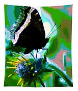 A Cosmic Butterfly Tapestry