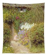 A Cottage At Redlynch Tapestry