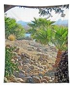 A Desert Landscape Tapestry